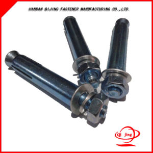 Stainless Steel Sleeve Anchor Bolt High Tensile Hilti Anchor Bolt with Spring Washer pictures & photos