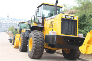 5ton Wheel Loader Zl50f with After Sales Service pictures & photos