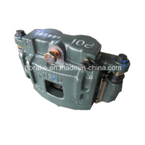 Truck Trailer Parts Casting Iron Truck Brake Caliper