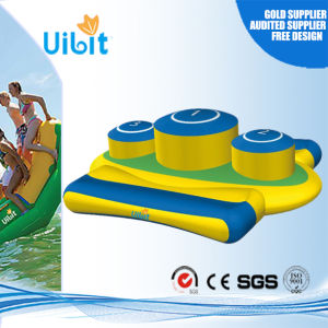 PVC Inflatable Water Toy /Water Game Equipment Supplier (Podium) LG8019 pictures & photos