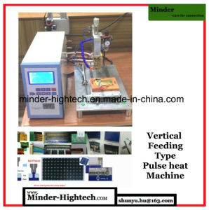 Pulse Heat Hot Bar Soldering Machine Vertical Feeding Type pictures & photos