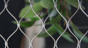 Firm Structure Stainless Steel Welded Wire Mesh for Animal Enclosure pictures & photos