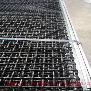 Medium Carbon Steel Crimped Wire Mesh pictures & photos