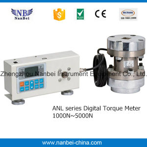 High Precision Digital Torque Meter with 5000n. M pictures & photos