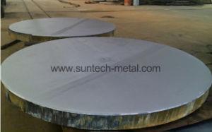 B 265 Gr. 1 Titanium Clad Tubesheet/Tube Plate (E018) pictures & photos