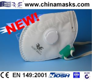 Dolomite Test Dust Mask Facemask Respirator Safety Dust Mask pictures & photos