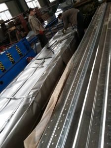 Galvanized Corrugated Steel Sheet (0.13--1.3mm) pictures & photos