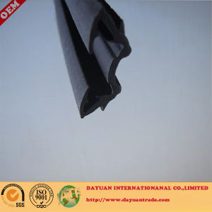 Extruded EPDM Clamp Rubber, Glass Rubber pictures & photos