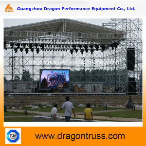 Performance Aluminum Stage Truss System with Roof (TP03) pictures & photos