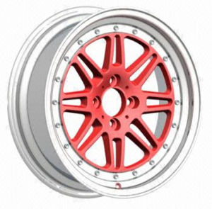 Aluminum Alloy Car Rims with Various Model Designs pictures & photos