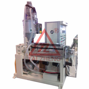 PVC Optical Fiber Extrusion Machine pictures & photos