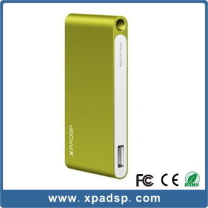 1200mAh External Portable Power Bank Charger