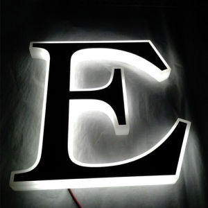 Back Lit Acrylic LED Stainless Steel Channel Letters for Sale pictures & photos