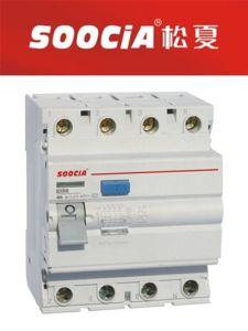 RCCB Residual Current Circuit Breaker Hg 4p