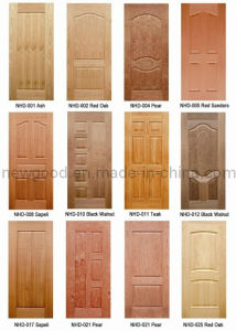 HDF Molded/Moulded Doors (White primed HDF doors, Melamine HDF doors, Wood Veneered HDF doors) , Factory Prices pictures & photos