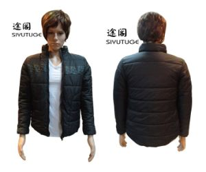 Men Fashion Winter Polyester Padding Hot Seal Jacket (SY-1525) pictures & photos
