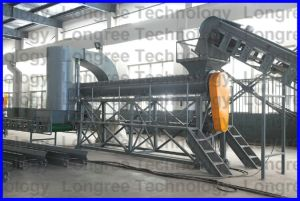 Pet Recycling Line/Waste Plastic Pet Recycle Machine pictures & photos