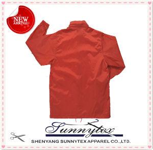 Fashion Wholesale Short Rain Jacket Coat pictures & photos