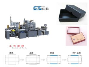 High-Quality Goods Box Machine-Zhongke Company Supplier pictures & photos