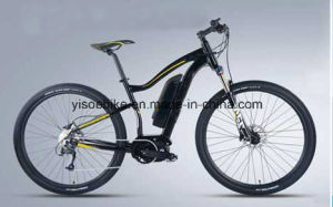 2018 New Model 700c Crank Motor Ebike/MID Drive Electric Bike pictures & photos