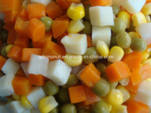 Good Quality Good Price Canned Mixed Vegetables pictures & photos