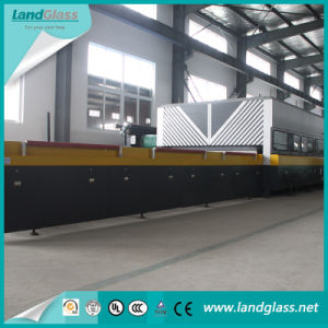 Landglass CE Jetconvection Horizontal Glass Tempering Production Line pictures & photos