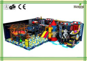 Outdoor Playground-Kaiqi Group Indoor Outer Space Playground /Kids Soft Play Indoor Playground, Shopping Mall, Gym pictures & photos