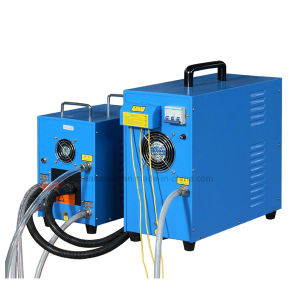 New Condition IGBT 25-30kw High Frequency Induction Brazing Machine pictures & photos