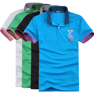 2016 Wholesale Custom Sublimating Printing Polo Shirt pictures & photos