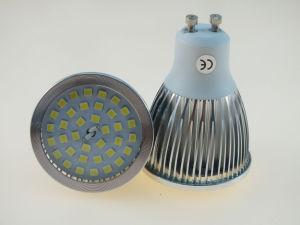 Super-Bright GU10 7W 600lm LED Bulb Light pictures & photos