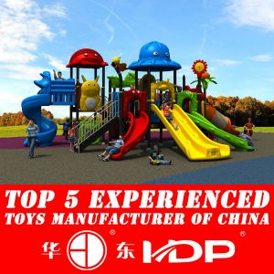 2018new Hot Sell Large Playground for Kids (HD14-075A) pictures & photos