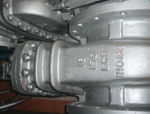 API 6D OS&Y Bb Gate Valve pictures & photos