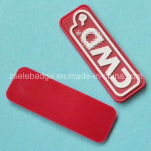 Customized Soft PVC Badge for Promotion pictures & photos