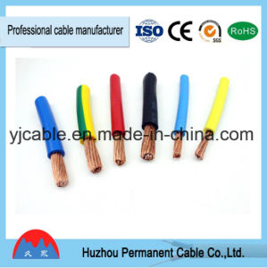 Yj High Quality Pure Copper Welding Cable and Wiring Cord in Low Price pictures & photos