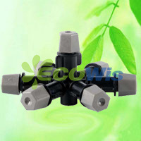 Seven Nozzles Outlet Mist Sprinkler (HT6341H) pictures & photos