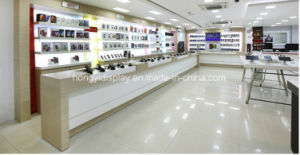 for Mobile Shop Display Cell Phone Store Fixtures Displays Wheel Rim Display Rack pictures & photos