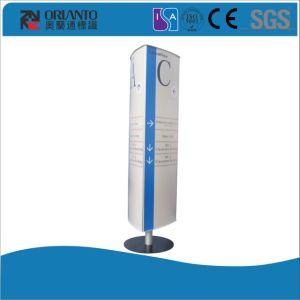 Easy Stand Aluminium Triangular Sign Tower pictures & photos