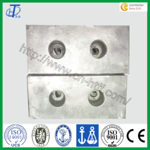Cathodic Protection Aluminum Sacrificial Anode pictures & photos