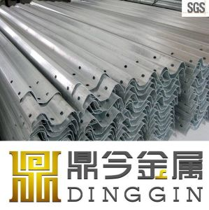 Hot DIP Steel W Beam Guardrail for Sale pictures & photos