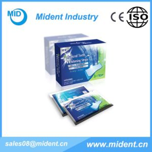 Health Dental Products Mint Flavor Teeth Whitening Strips pictures & photos