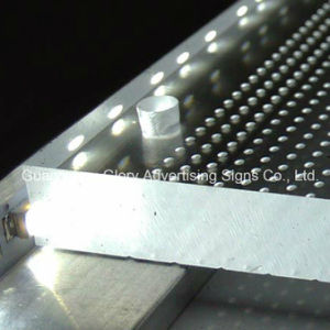 Crystal PMMA LED Lighting Sheet for Advertising Light Box pictures & photos