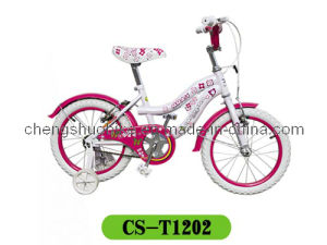 Pretty Kids Bike CS-T1202in Hot Selling pictures & photos