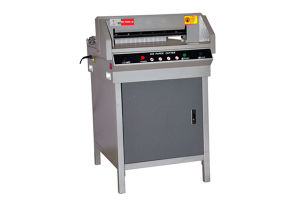 Offical Supplier! ! ! DC-8450vg 450mm Electric Paper Cutting Machine pictures & photos