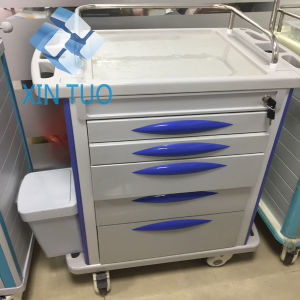 Factory Direct Price Hospital Infusion Medical Equipment Trolley Cart pictures & photos