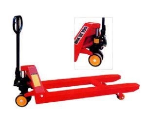 5ton Hand Pallet Truck Cby5.0 pictures & photos