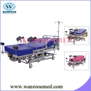 Comfortable Medical Gynecology Delivery Bed pictures & photos