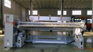 Cotton Spandex Twill Fabric Air Jet Weaving Machine pictures & photos