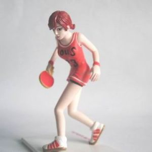 Plastic Collectable Sport Figure Toys (ZB-012R) pictures & photos
