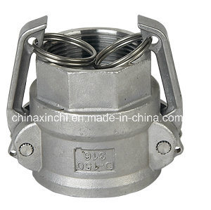 Stainless Steel Quick Camlock Coupler Pipe Fitting pictures & photos