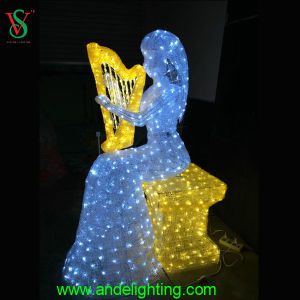 Angel Decorative Light LED Christmas Decoration pictures & photos